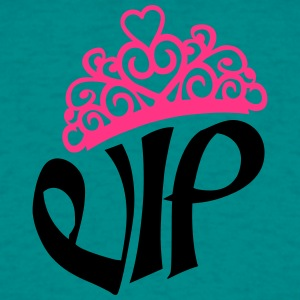 Princess queen princess queen crown pretty vip bea T-Shirts - Men's T-Shirt