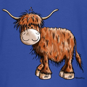 Highland Cattle Hoodies - Kids' Premium Zip Hoodie