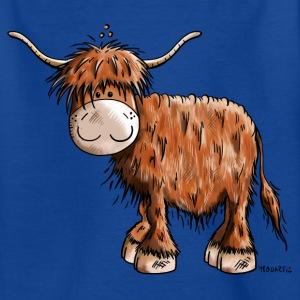Highland Cattle Shirts - Kids' T-Shirt
