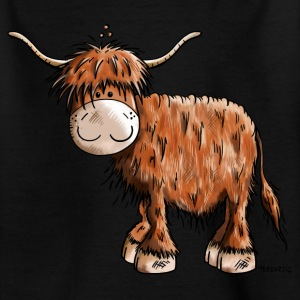 Highland Cattle Shirts - Teenage T-shirt