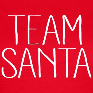 team Santa - Frauen T-Shirt