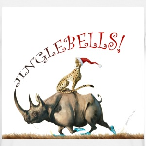 Jingle Bells Safari! - Männer T-Shirt
