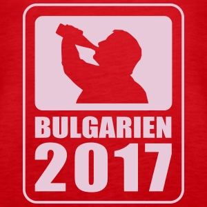Bulgarien 2017 Tops - Frauen Premium Tank Top