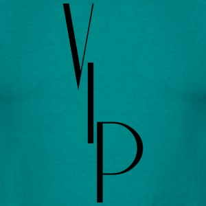 Edel design cool stylish letter vip very importent T-Shirts - Men's T-Shirt