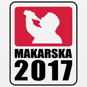 Makarska 2017 Sports wear - Men's Premium Tank Top