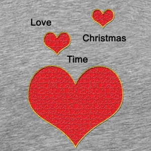 Love_Christmas - Männer Premium T-Shirt