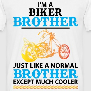 Biker Brother... T-Shirts - Men's T-Shirt