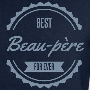 best beau pere papa Sweat-shirts - Sweat-shirt Homme Stanley & Stella