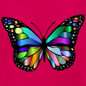 Abstract butterfly T-Shirts - Women's T-Shirt