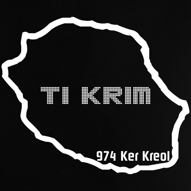 T-shirt Bébé Ti Krim