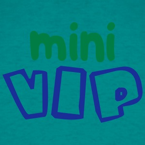 Baby child pregnant family siblings mini small vip T-Shirts - Men's T-Shirt