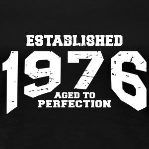 Birthday Shirt 1976 - Women's Premium T-Shirt