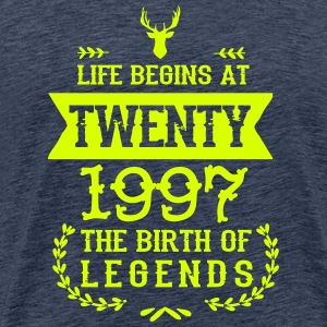 Birthday Shirt 1997 - Men's Premium T-Shirt