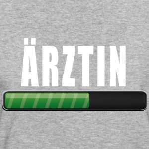 Ärztin loading... T-Shirts - Frauen Bio-T-Shirt