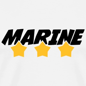 Sailor / Marine / Marin / Boat / Sea / Navy T-Shirts - Men's Premium T-Shirt