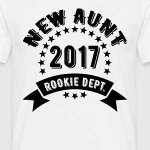 New Sister 2017 Rookie Dept T-Shirts - Men's T-Shirt