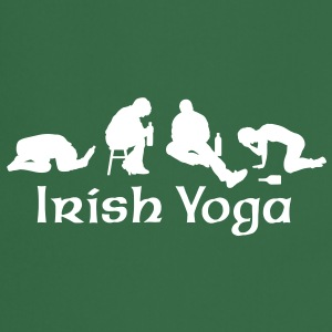 Irish Yoga  Aprons - Cooking Apron