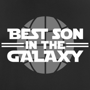 Best Son In The Galaxy T-shirts - Andningsaktiv T-shirt herr
