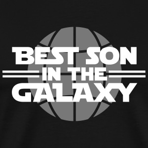 Best Son In The Galaxy T-shirts - Mannen Premium T-shirt