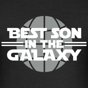 Best Son In The Galaxy Tee shirts - Tee shirt près du corps Homme