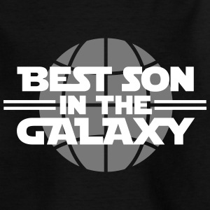 Best Son In The Galaxy Shirts - Teenage T-shirt