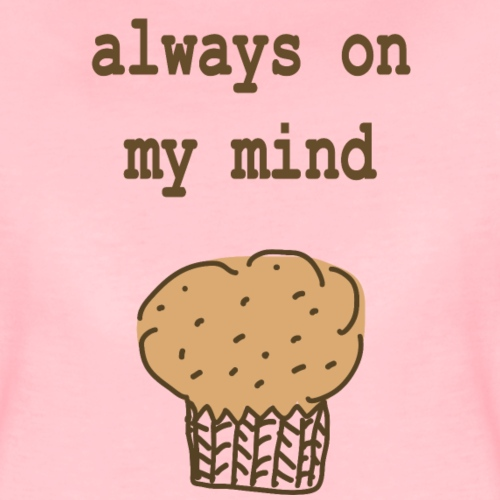 Always On My Mind Muffin