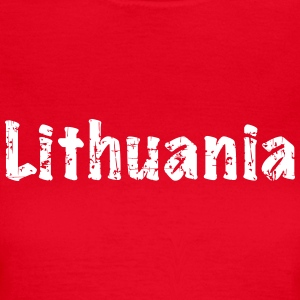 Lithuania - Frauen T-Shirt