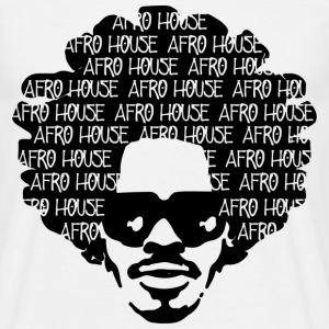 Afrohouse head Tee shirts - T-shirt Homme