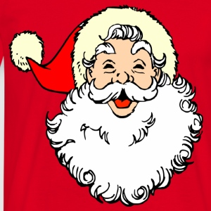 Santa Claus T-shirt - Men's T-Shirt
