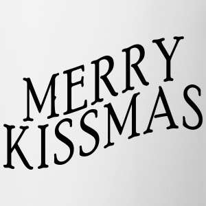 MERRY KISSMAS Mugs & Drinkware - Mug