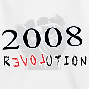 The Revolution  2008 T-Shirts - Teenager T-Shirt