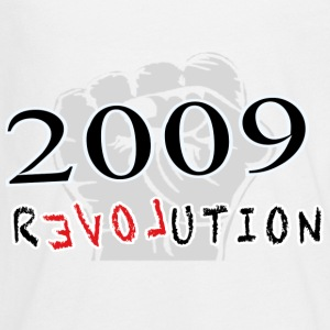 The Revolution  2009 Langarmshirts - Teenager Premium Langarmshirt