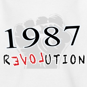 The Revolution  1987 T-Shirts - Teenager T-Shirt