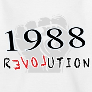 The Revolution  1988 T-Shirts - Teenager T-Shirt