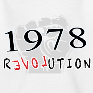 The Revolution  1978 T-Shirts - Kinder T-Shirt