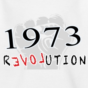 The Revolution  1973 T-Shirts - Teenager T-Shirt