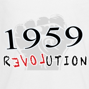 The Revolution  1959 Langarmshirts - Teenager Premium Langarmshirt