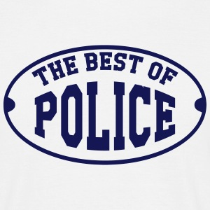 Policier / Police / Justice / Crime Tee shirts - T-shirt Homme