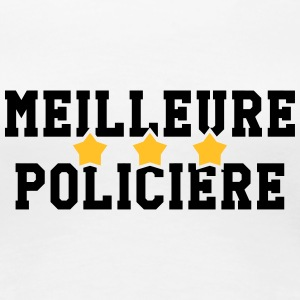 Policier / Police / Justice / Crime Tee shirts - T-shirt Premium Femme