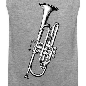 Trumpet Sports wear - Men's Premium Tank Top