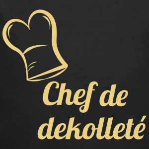 Chef de dekolleté - Baby Bio-Langarm-Body