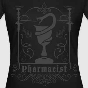 pharmacist_122016_03 T-Shirts - Frauen T-Shirt