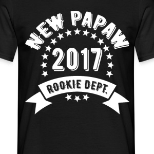 New Papaw 207 Rookie Dept T-Shirts - Men's T-Shirt