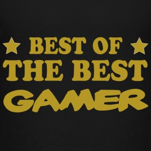 Best of the best gamer Magliette - Maglietta Premium per ragazzi