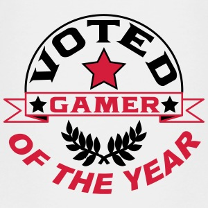 Voted gamer of the year T-Shirts - Kinder Premium T-Shirt