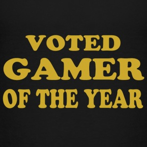 Voted gamer of the year Magliette - Maglietta Premium per ragazzi