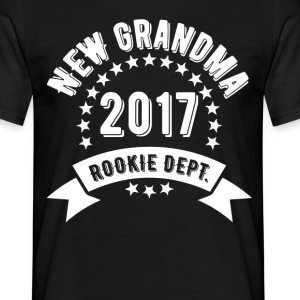 New Grandma 2017 Rokie Dept T-Shirts - Men's T-Shirt