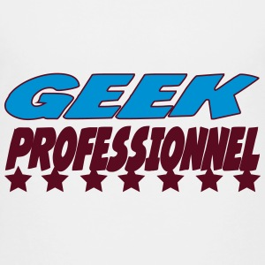 Geek professionnel T-Shirts - Teenager Premium T-Shirt