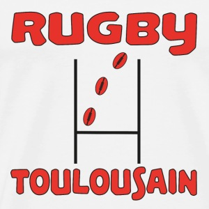Rugby toulousain Tee shirts - T-shirt Premium Homme