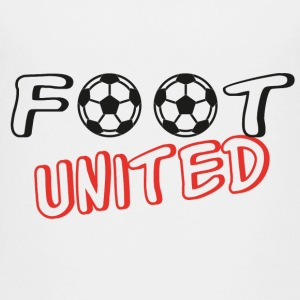 Foot united Tee shirts - T-shirt Premium Ado